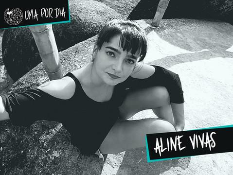 ALINE VIVAS - BARBA RUIVA | CARAVELA RECORDS (RJ)