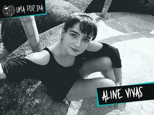 ALINE VIVAS - BARBA RUIVA   CARAVELA RECORDS (RJ)