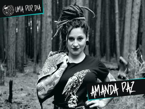 AMANDA PAZ | DEVASTADORAS (RS)