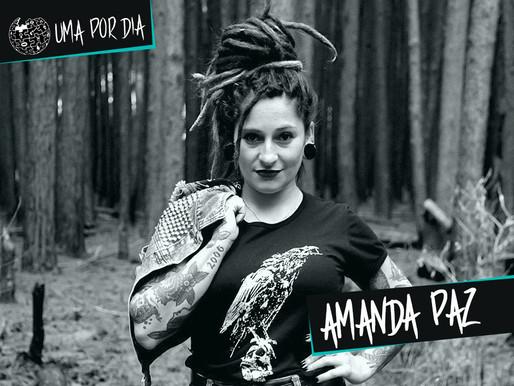 AMANDA PAZ   DEVASTADORAS (RS)