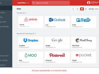 LastPass: A Secure Home For Your Digital Life