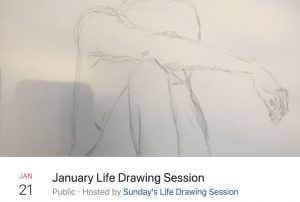 January-18-Life-Drawing-Sessions-300x202