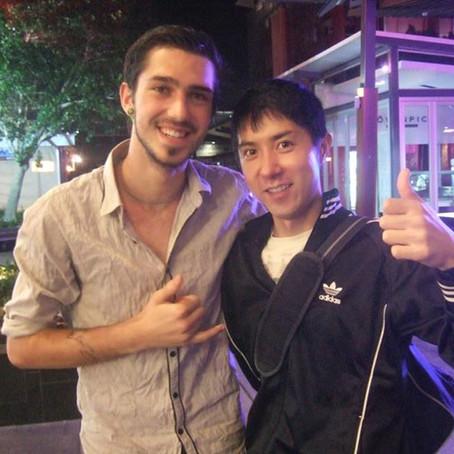 横浜の英語教室【レッスン101】:いざ、オーストラリアへ #.17 私が英語を始めたきっかけ