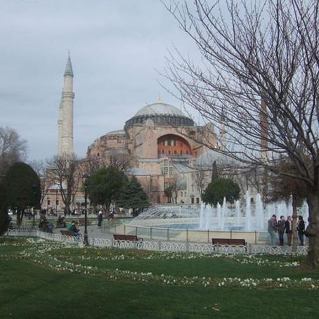横浜の英語教室【レッスン101】:いざトルコに #.16 私が英語を始めたきっかけ