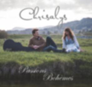 Passions Bohèmes, un premier album tout en sensibilité par le duo Chrisalys