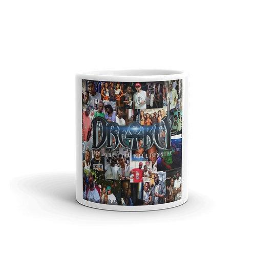 Dre-Key Collage Mug