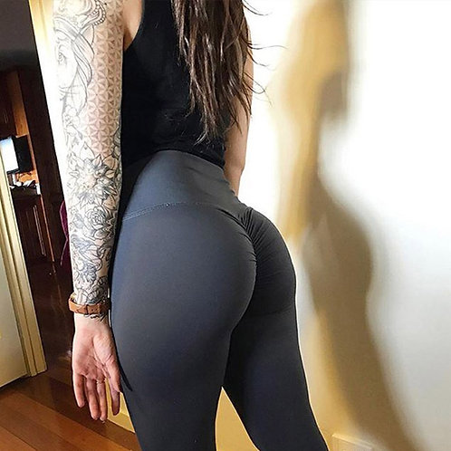 New High Waist Leggings Women Fitness Clothes