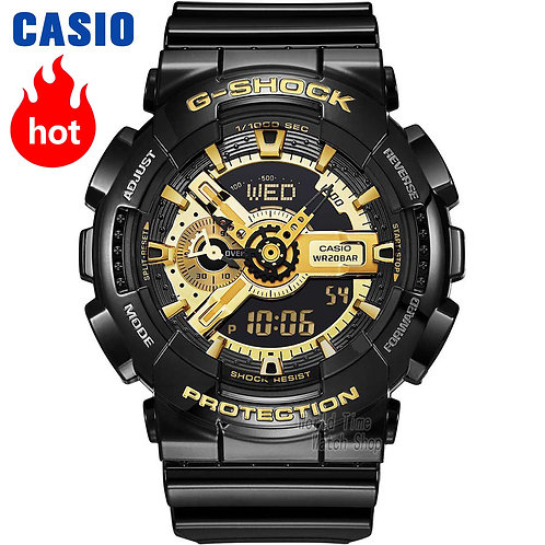 Casio Watch Men G-Shock Top Luxury Set Waterproof Clock Sport Quartz Watch