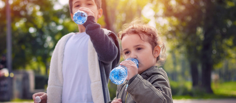 How to encourage kids to actually drink water?
