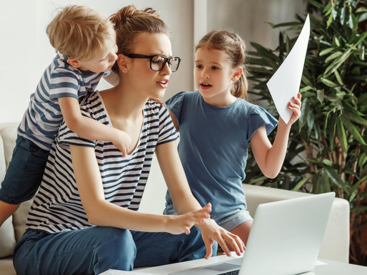 How to better manage work from home with kids?
