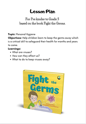 FTG - Fight the Germs