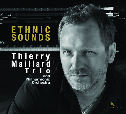 Thierry Maillard - Ethnic Sounds (CD)