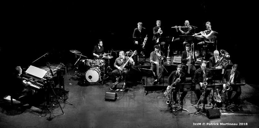 Thierry Maillard Big Band - 22 juin 2019