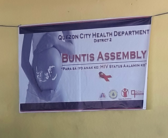 Buntis Assembly (Free Clinic)