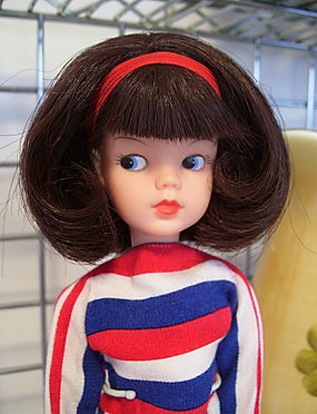 Pedigree Sindy (MIE) reroot by Melanie@Retro Dolls UK