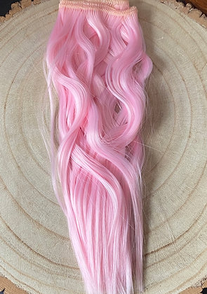 Retro DollsUK© Hair wefts for doll wig making and customising dolls and My Little Pony®