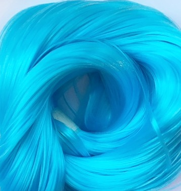 Retro Dolls UK© Nylon doll hair for rerooting and customising dolls and My Little Pony®