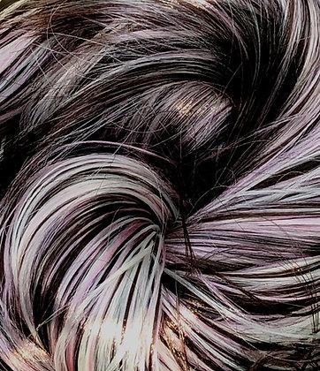 Retro Dolls blended Nylon doll hair for Rerooting