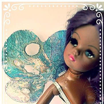 Retro Dolls UK OOAK suppliues Angelina Fibre