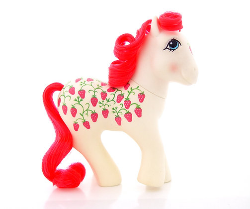 The Doll Hair Emporium MLP Hair match for Sugarberry