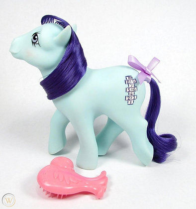 The Doll Hair Emporium MLP hair match Hopscotch