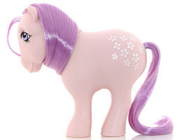 The Doll Hair Emporium MLP Blossom hair match