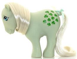The Doll Hair Emporium MLP Minty hair match