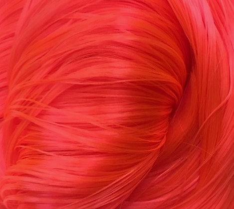 Masquerade Kiwi Nylon Doll Hair