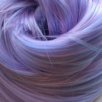 Unicorn Nylon Doll Hair from Retro Dolls UK for rerooting and customising dolls and My Little Pony