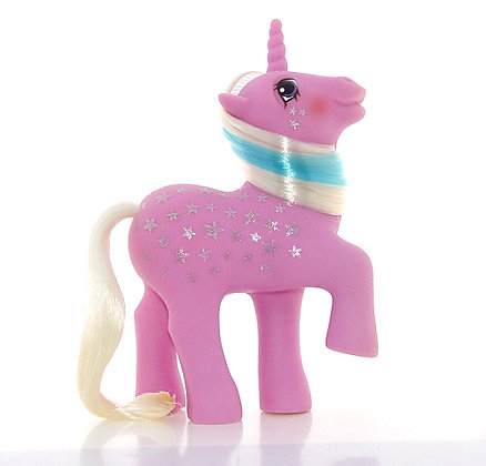 The Doll Hair Emporium MLP Hair match for Milky Way