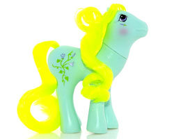 The Doll Hair Emporium MLP hair match for Morning Glory