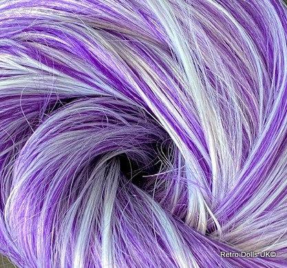 Doodle Nylon Doll Hair