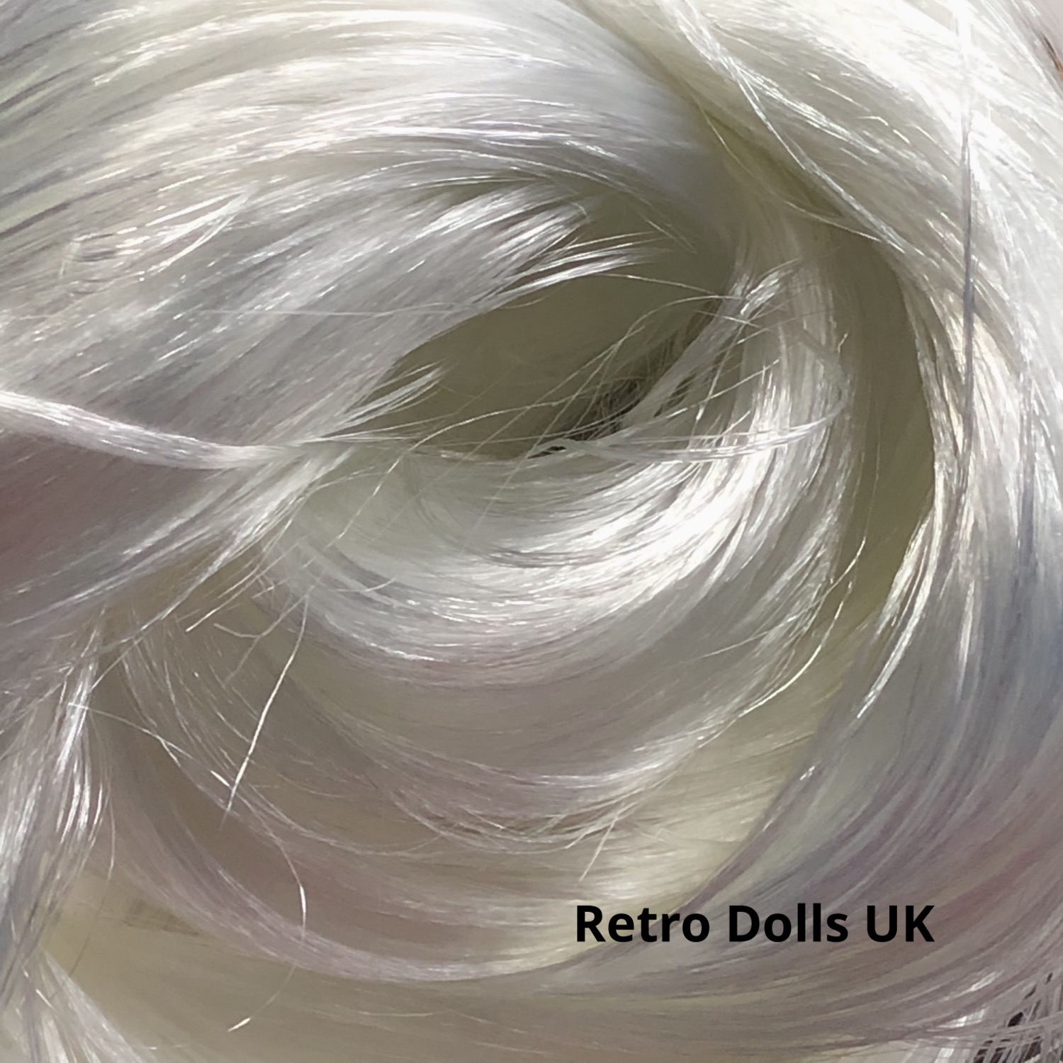 The Doll Hair Emporium Nylon doll hair for customising and rerooting dolls and My Little Pony