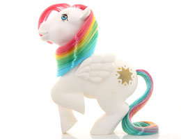 The Doll Hair Emporium MLP Starshine hair match