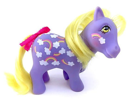 The Doll Hair Emporium MLP hair match for Merriweather