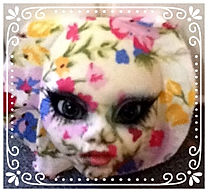 Reto Dolls custom doll eyes