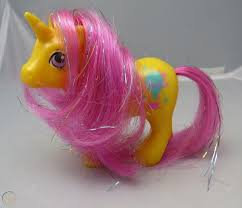 The Doll Hair Emporium MLP Hair match Baby Explorer