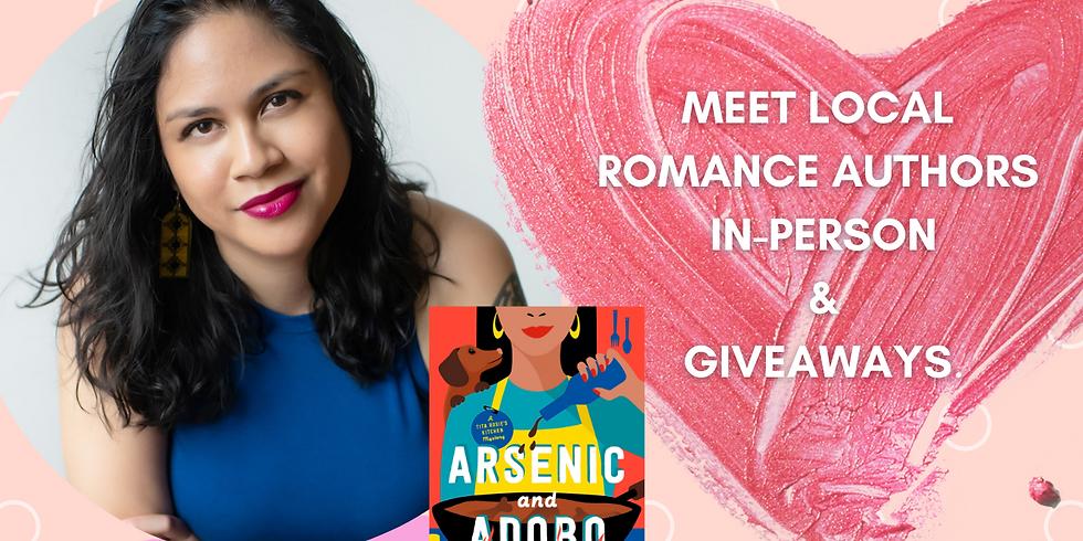 Love's Sweet Arrow: Bookstore Romance Day