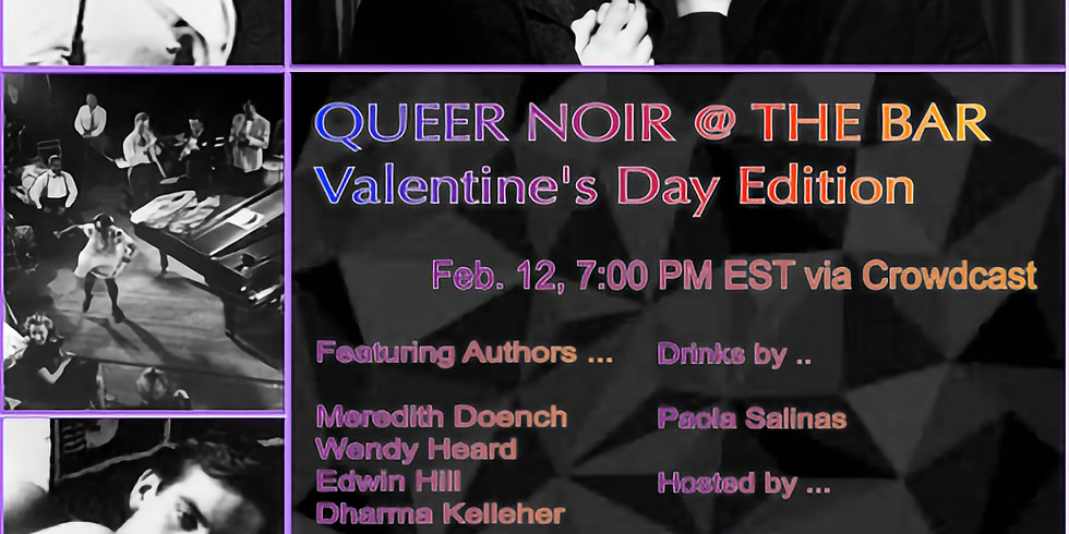 Queer Noir @ The Bar Valentine's Day Edition