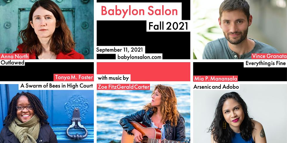 Babylon Salon Fall 2021