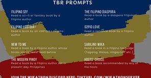 My Wikathon Reads: A Month-long Celebration of Filipino Authors
