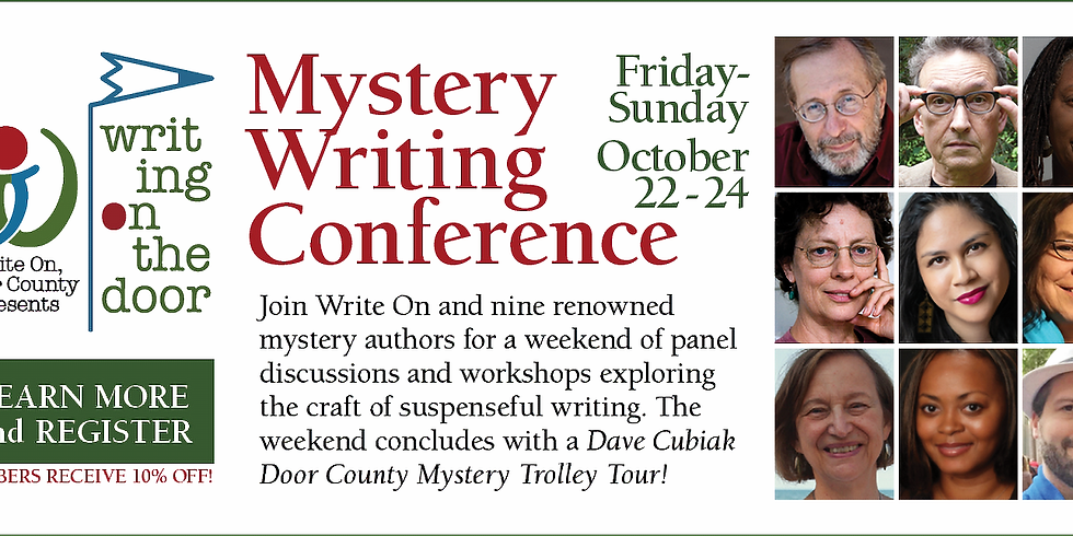 Writing on the Door: Mystery Conference
