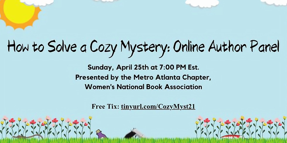 How to Solve a Cozy Mystery