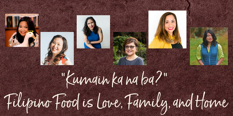 Filipino Food is Love, Family, and Home