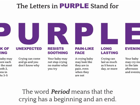 What is Purple Crying?!