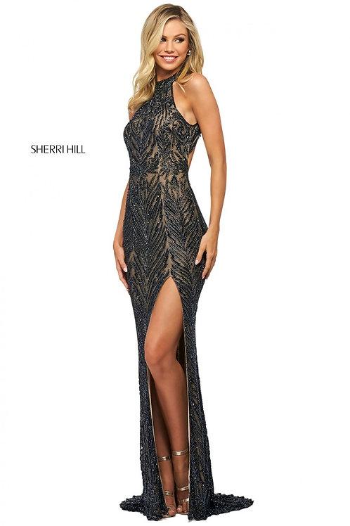 Sherri Hill - 53801 Lilac Size 2