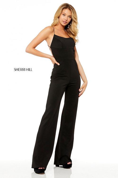 Sherri Hill - 52290 Red Size 4
