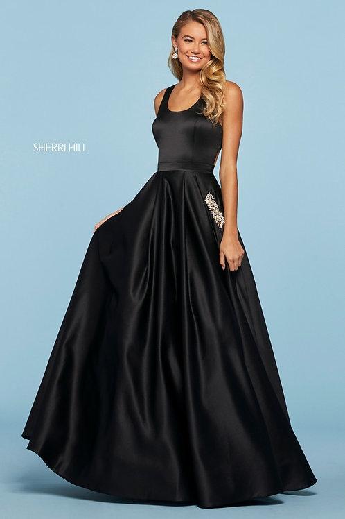 Sherri Hill - 53512 Red Size 8