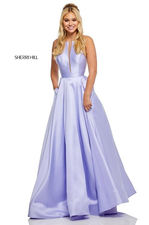 Sherri Hill - 52583 Red Size 0