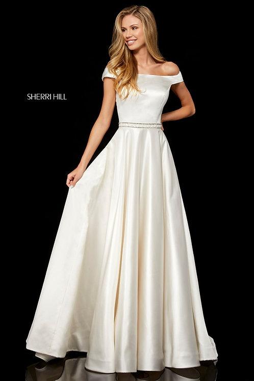 Sherri Hill - 52332 Red Size 16